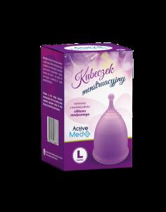 ActiveMed - Kubeczek Menstruacyjny L 1 szt.