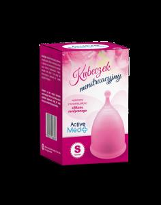 ActiveMed - Kubeczek menstruacyjny - rozmiar S 1 szt.