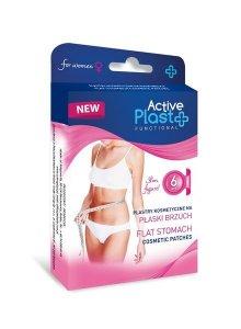 ActivePlast- Plastry na Płaski brzuch