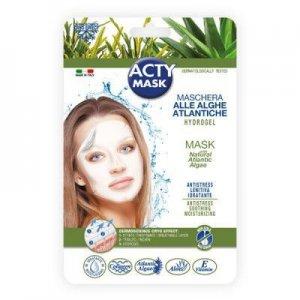 Maska hydrożelowa z algami atlantyckimi