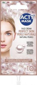 Wzmacniający krem do twarzy z naturalnymi perłami - 15 ml